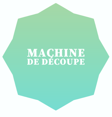 Machine de decoupe